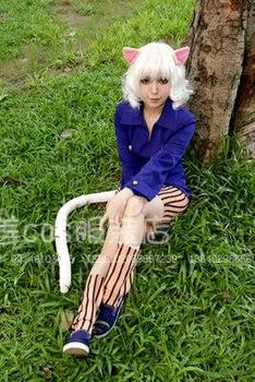 HUNTER x HUNTER Neferpitou cosplay kostüm tam set